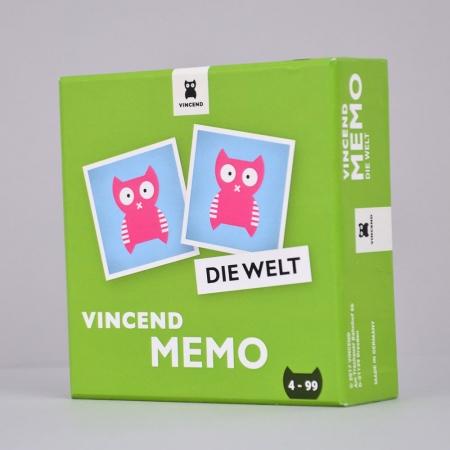Vincend Memo Spiel Memory Spiele Spielsachen aus Dresden