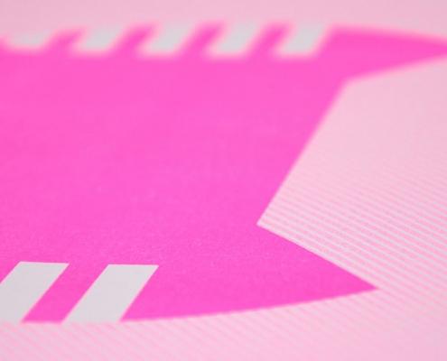 Risoprint Risographie Poster Druckverfahren