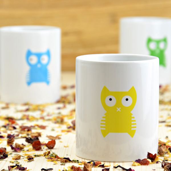 Vincend Kuscheltiere Tasse Kaffeetasse Cafe Tee Shop
